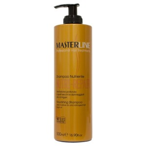 Masterline Shampoo Nutriente 500 ml