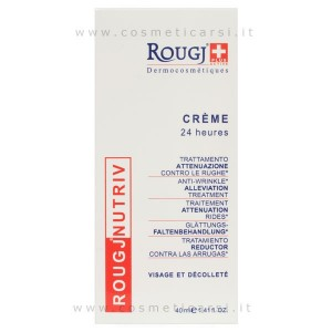 Rougj Nutriv Crema Viso 40 ml