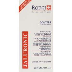 Rougj Gocce Viso Acido Ialuronico 20 ml