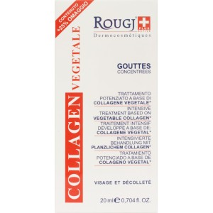 Rougj Gocce Viso Collagene Vegetale 20 ml