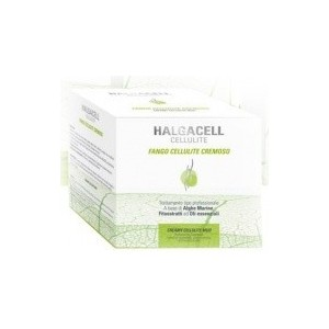 Halgacell Fango Anti-Cellulite Vaso 400ml