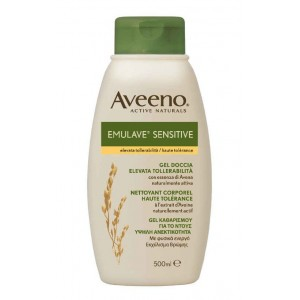 Aveeno Emulave Sensitive Gel Doccia 500 ml