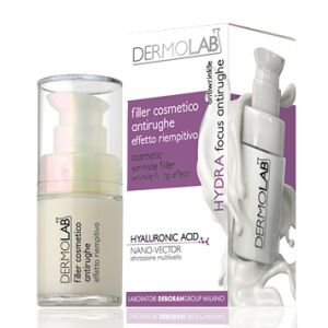 Dermolab Filler Antirughe 15 ml