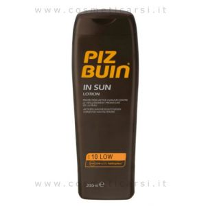 Piz Buin In Sun Lotion Fp 10 200 ml