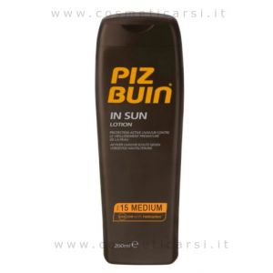 Piz Buin In Sun Lotion Fp 15 200 ml