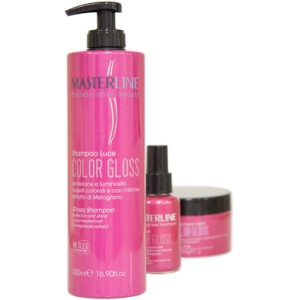 Masterline Color Gloss - Pack 3 Pezzi