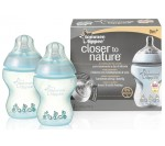 Tommee Tippee 2 Biberon Decorati da 260 ml
