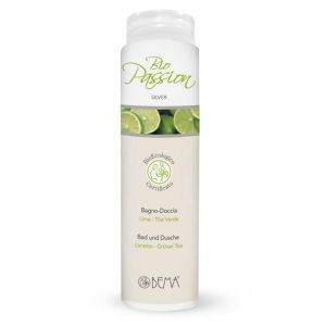 Bema Bio Passion Silver Bagno Doccia Lime The Verde 200 ml